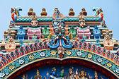 Relief of Menakshi Temple — Stock Photo