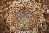 Ceiling in temple — Photo
