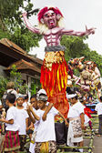 Balinese New Year — Stock fotografie