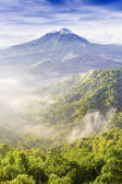 Batur volcano — Stock Photo