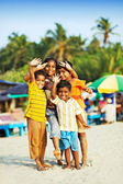 Enfants indiens — Photo