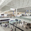 图库照片: Hong Kong airport