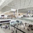 Stock Photo: Hong Kong airport