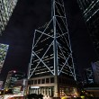 Bank of China Tower — Foto Stock
