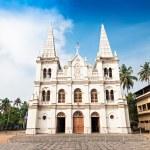 Santa Cruz Basilica — Stock Photo