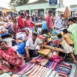 Goa market — Stock Photo