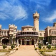 Stock Photo: Bangalore palace