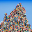 Stock Photo: Meenakshi Temple