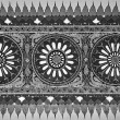 Ceiling of palace — Stock Photo