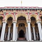 Thirumalai Nayak Palace — Stock Photo #31303745