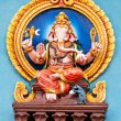 Stock Photo: Ganeshstatue
