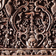 Stock Photo: Hindu carving