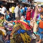 Goa market — Stock Photo