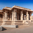 Palace at Vittala temple — Stock Photo