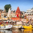Varanasi ghats — Stock Photo #31304691