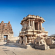 Chariot and Vittala temple — Stock Photo #31304903