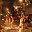 GangAarti ritual — Stock Photo #31305007