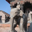 Stone elephant statue — Stock Photo #31305107