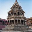 Temple on Durbar square — Foto Stock
