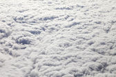 Clouds background — Stock Photo