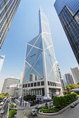 Banco da china — Foto Stock