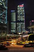 AIA and China Bank — Stock Photo