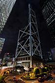Bank of China Tower — Stock Photo