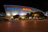 SM Mall of Asia — Stock Photo