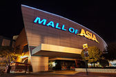 SM Mall of Asia — Foto de Stock