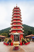 Ten Thousand Buddhas Monastery — Stockfoto