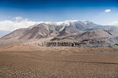 Upper Mustang landscape — Stock Photo
