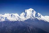 Dhaulagiri mountain — Stock Photo