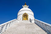 Peace Pagoda — Stock Photo