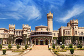 Bangalore palace — Stock Photo