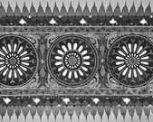 Ceiling of palace — Foto Stock