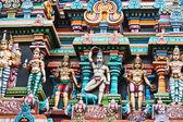 świątynia minakszi świątyni — Zdjęcie stockowe