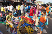 Goa market — Photo