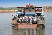 Ferry boat — Stock Photo