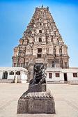 Templo Virupaksha — Foto de Stock