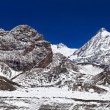 Stock Photo: Mountains around Tilicho lake