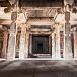 Inside hindu temple — Stock Photo #46042335