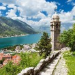 Old church, Kotor — Stock Photo
