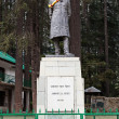 Jawaharlal Nehru statue — Stock Photo #46045071