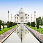 Taj Mahal — Stock Photo #46045295