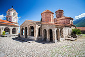 Saint Naum Monastery — Stock Photo