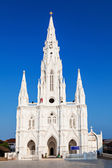 Church in Kanyakumari — Stock Photo