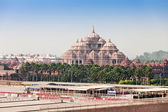 Akshardham temple — Stock Photo