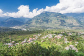 Naggar landscape — Stock Photo