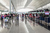 Hong Kong Airport — Stock Photo