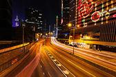 Night Hong Kong — Stock Photo